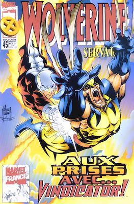 Serval / Wolverine Vol. 1 (Agrafé) #45