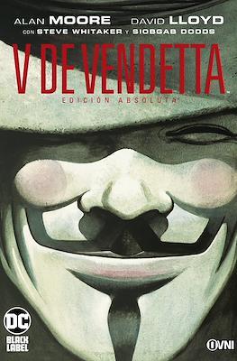 V de Vendetta. Edición Absoluta