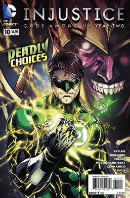 Injustice: Year Two Vol 1 #10
