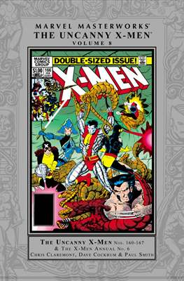 Marvel Masterworks: The Uncanny X-Men (Hardcover) #8