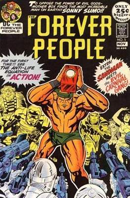 The Forever People #5
