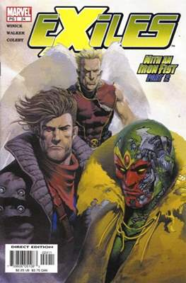 Exiles Vol. 1 (2001-2008) (Comic Book) #24