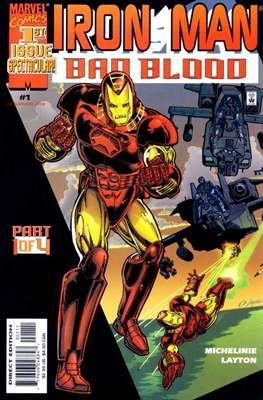 Iron Man: Bad Blood (Comic Book) #1