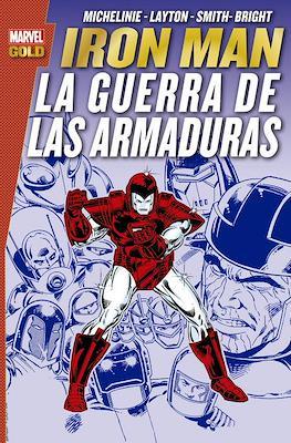 Iron Man. Marvel Gold #14