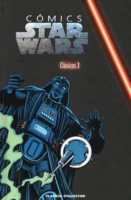Star Wars comics. Coleccionable (Cartoné 192 pp) #3