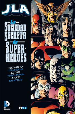 JLA: La Sociedad Secreta de Super-Héroes. Otros Mundos