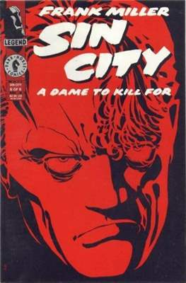 Sin City: A Dame to kill for #6