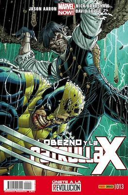 Lobezno y la Patrulla-X / Spiderman y La Patrulla-X (2012-2015) #13
