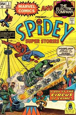 Spidey Super Stories Vol 1 #3