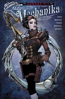 Lady Mechanika: Sangre (Comic Book) #1