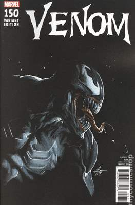 Venom (2016-2018 Variant Covers) (Comic Book) #150.2