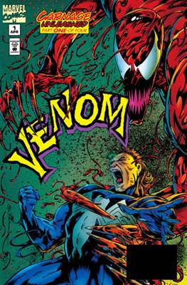 Venom: Carnage Unleashed (1995) (Comic Book) #1