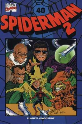 Coleccionable Spiderman Vol. 2 (2004) (Rústica, 80 pp) #40