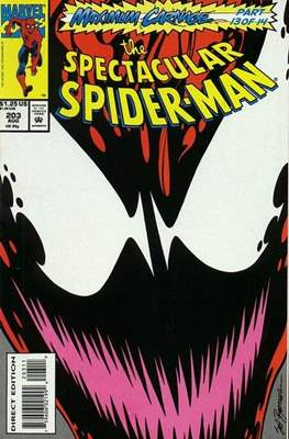 The Spectacular Spider-Man Vol. 1 #203