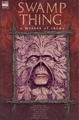Swamp Thing (Softcover) #4