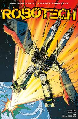 Robotech (Comic Book) #16