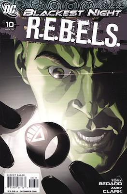 R.E.B.E.L.S. (2009-2011) #10