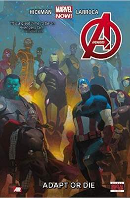 Avengers (Softcover) #5