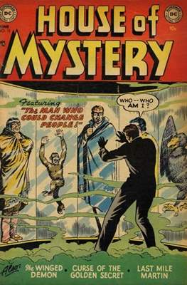 The House of Mystery (Comic Book) #15