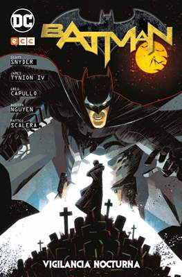 Batman de Scott Snyder (Cartoné 352 pp) #5