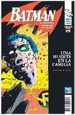 Batman: Una muerte en la familia #4