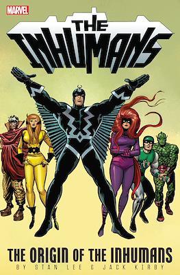 The Inhumans - The Origin of the Inhumans