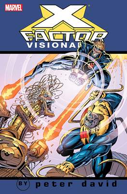 X-Factor Visionaries: Peter David (Softcover) #3