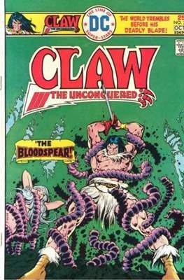 Claw the Unconquered Vol 1 #3