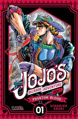JoJo's Bizarre Adventure - Part I: Phantom Blood (Rústica con sobrecubierta) #1
