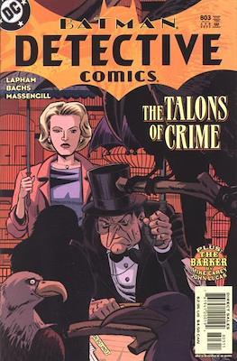 Detective Comics Vol. 1 (1937-2011; 2016-) (Comic Book) #803