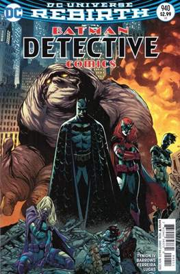 Detective Comics Vol. 1 (1937-2011; 2016-) (Comic Book) #940