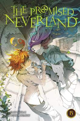 The Promised Neverland (Rústica con sobrecubierta) #15