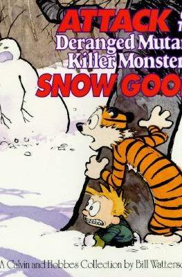 Calvin And Hobbes. The complete set of newspaper strips #7