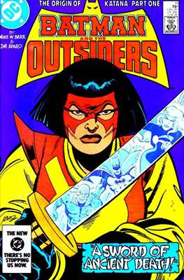 Batman and the Outsiders (1983-1987) (Comic Book) #11