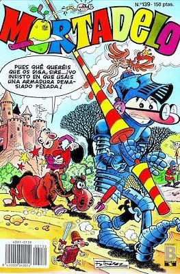 Mortadelo (1987-1991) (Grapa) #139
