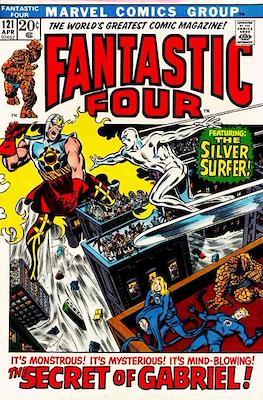 Fantastic Four Vol. 1 (1961-1996) (saddle-stitched) #121
