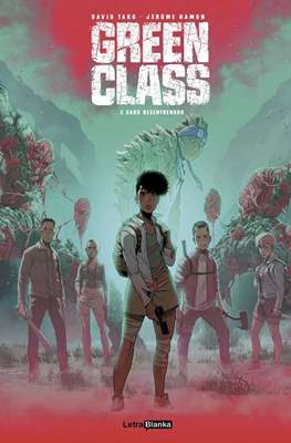 Green Class (Cartoné 72 pp) #3