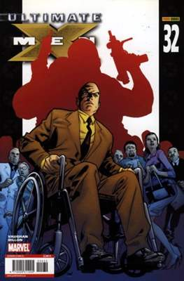 Ultimate X-Men Vol. 1 (2002-2006) (Grapa 48 pp) #32