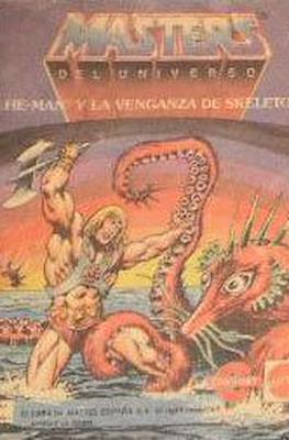 Masters del universo. He-Man y la venganza de Skeletor