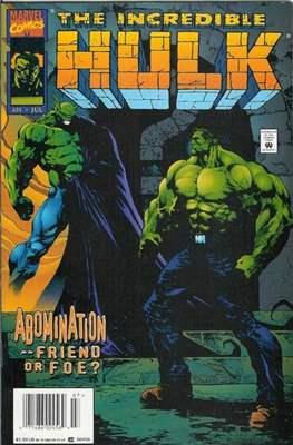 The Incredible Hulk Vol. 1 (1962-1999) (Comic Book) #431