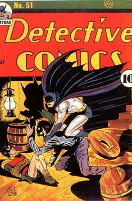Detective Comics Vol. 1 (1937-2011; 2016-) (Comic Book) #51