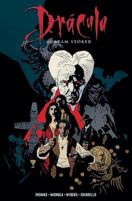 Drácula de Bram Stoker (Cartoné 136 pp) #