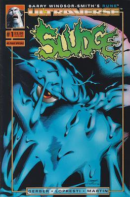 Sludge (Comic Book) #1