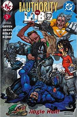 The Authority / Lobo: Jingle Hell!