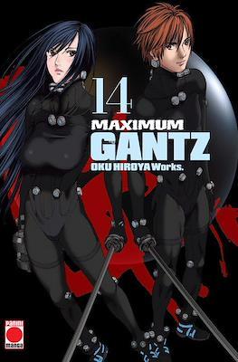 Maximum Gantz (Rústica con sobrecubierta) #14