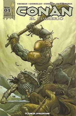 Conan el Cimmerio (Grapa 24-48-72 pp) #4