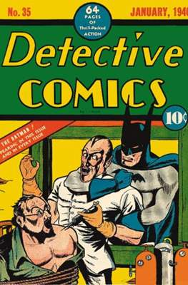 Detective Comics Vol. 1 (1937-2011; 2016-) (Comic Book) #35