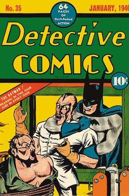 Detective Comics Vol. 1 (1937-2011; 2016-) #35