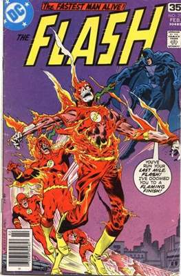 Flash vol. 1 (1959-1985) (Grapa, 32 págs.) #258