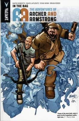 A&A: The Adventures of Archer & Armstrong (2016)
